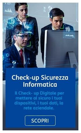 CHECK-UP Sicurezza Informatica