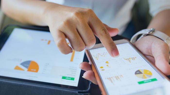 Big Data Analysis app per diversi device