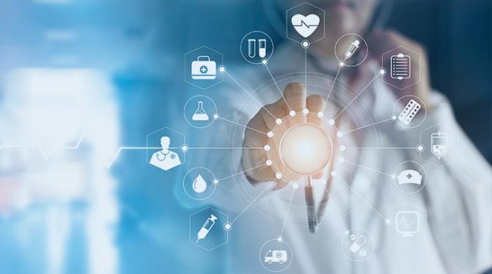 Immagine dei diversi strumenti contenuti nell app di telemedicina