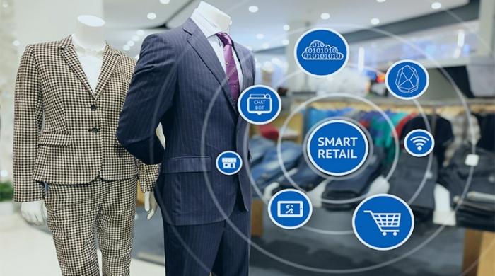dettaglio di funzione gestione retail tramite servizio online