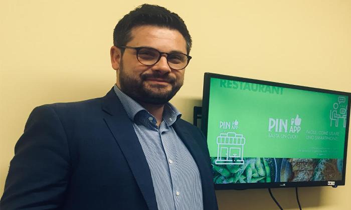 Giuseppe Agovino, CEO di PINapp